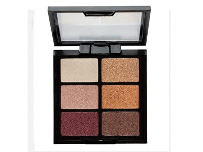 Vegan Private label 6 colors highly pigment eyeshadow palette – ES0322