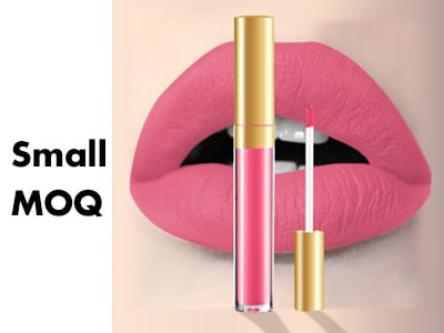 Matte lip gloss Private label / liquid matte lipstick with small MOQ LG0355