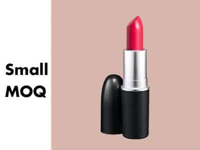 Private label lipstick with small MOQ  (Matte / Cream formula) LS0599