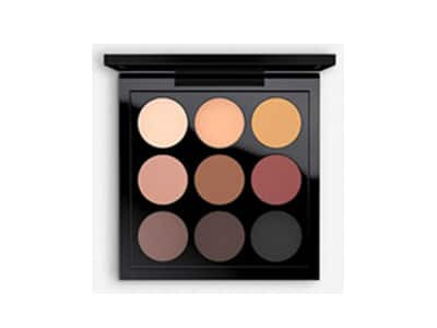Custom 9 colors high pigment & matte eyeshadow palette ES0341