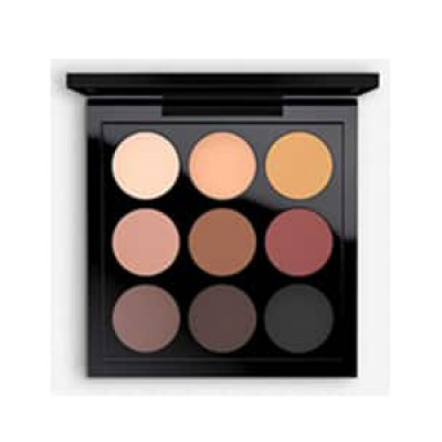 Private label makeup 9 colors eyeshadow palette manufacturers