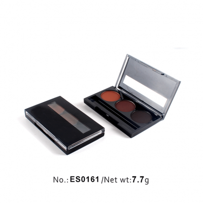 Private label 3 colours eye brow kit - ES0161