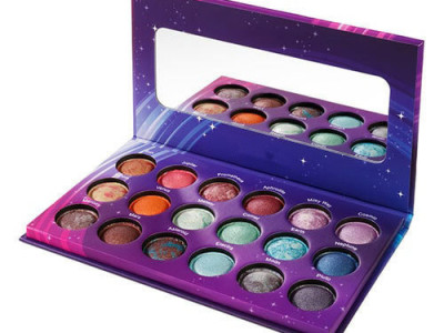 Best Private Label 18 colors high pigment baked eyeshadow palette ES0610