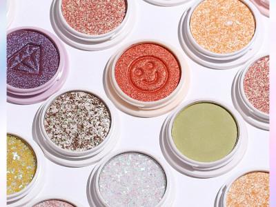 Sample eyeshadow Private label cosmetics