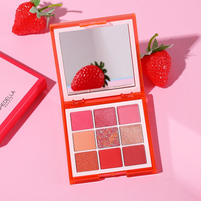 Private label eyeshadow 9 colors ES0609