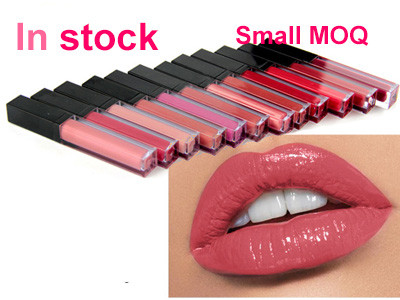 Wholesale lip gloss no label moisturizing / cream texture  LG0364