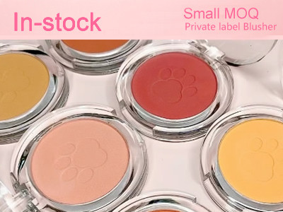 Blusher Private Label with small MOQ – BL001