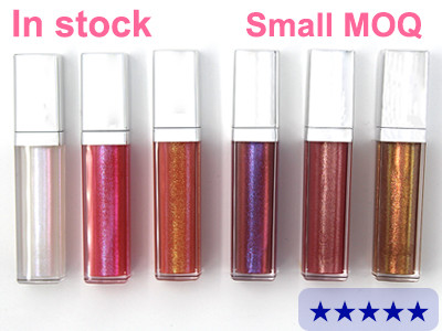Luxury Glitter Lip Gloss Private label Wholesale Vegan Cosmetics – LG0378
