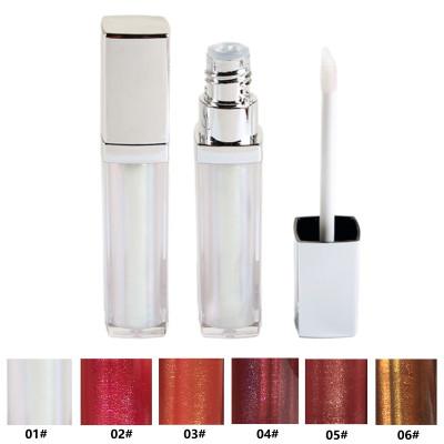 Private label cosmetics glitter lip gloss