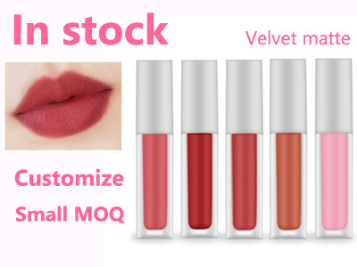 Velvet Matte Long-Wear Liquid Lipstick Private Label- LG0381