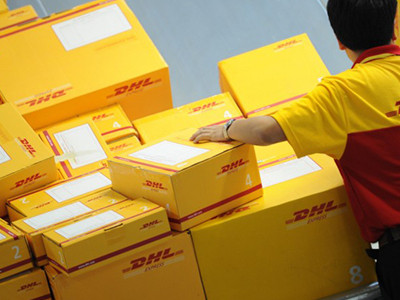 Recently DHL delivery problem
