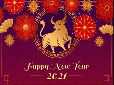 Chinese New Year Holiday Notify