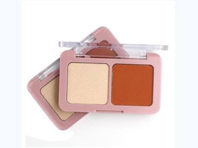 Private label cosmetics blusher palette – FA0240