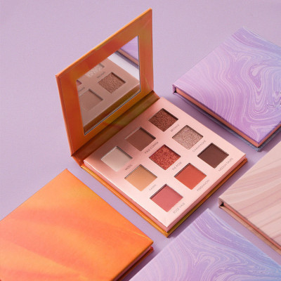 custom eyeshadow palette with pictures and names