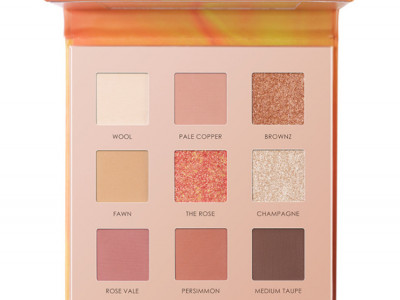 Custom eyeshadow palette with pictures and names – ES0618