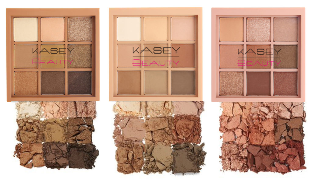 Hot 9 colours high pigment NUDE eyeshadow palette private label ES0341-1