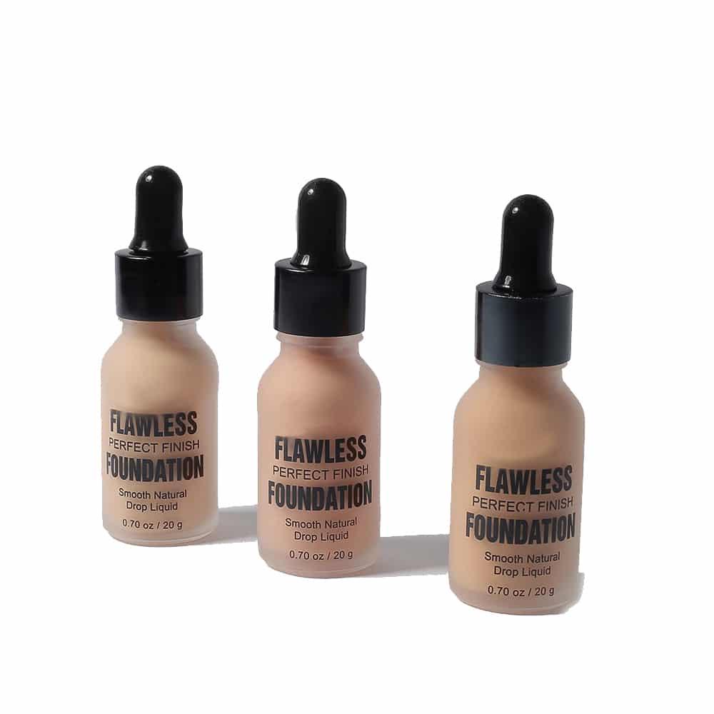 Custom Cosmetics Foundation private label  FA0301