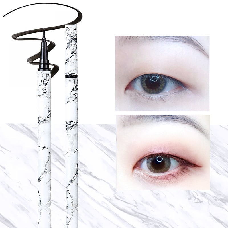 Private label liquid black eyeliner with small MOQ