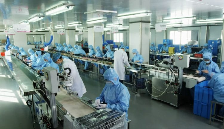 cosmetics workshop- makeup factory