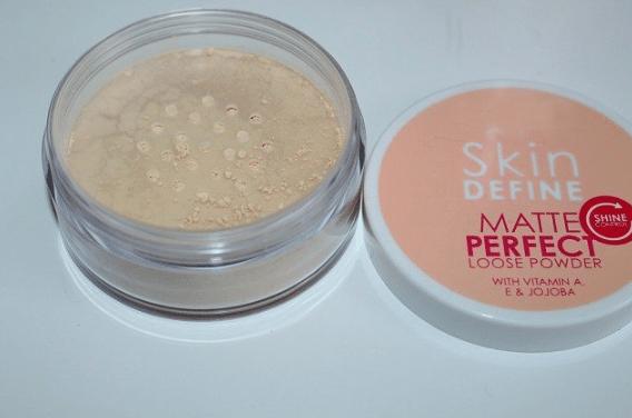 Private label loose powder