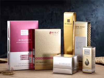 Private label cosmetics - Color box