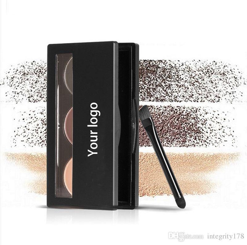 Private eyebrow powder 3 colors (ES0161 )