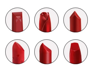 Private label Lipstick shape