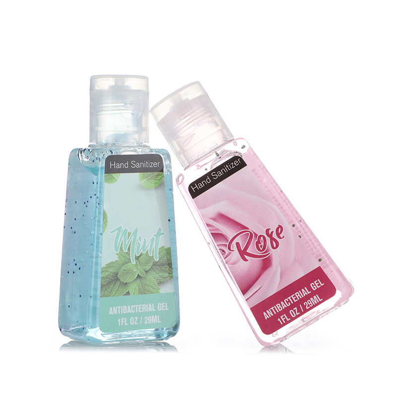 In stock 70% alcohol Portable Hand Sanitizer gel 29ml - HS011