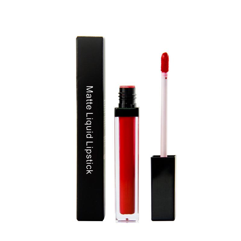 Matte liquid lipstick Small MOQ Private label - LG0363