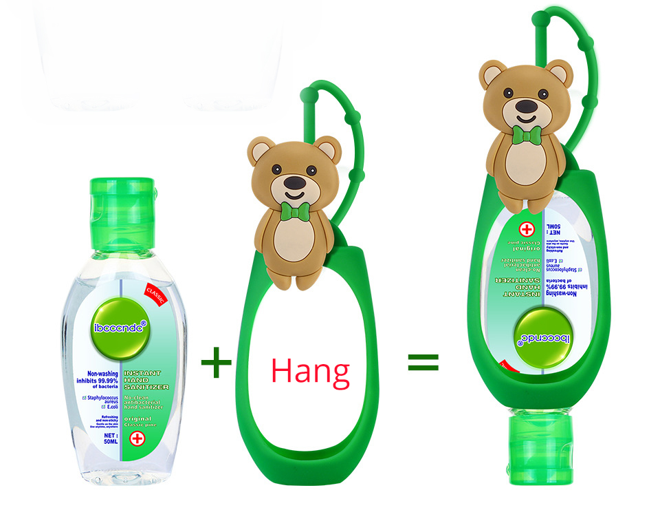 50ml Hand Sanitizer Gel Non-washing In Stock - HS007
