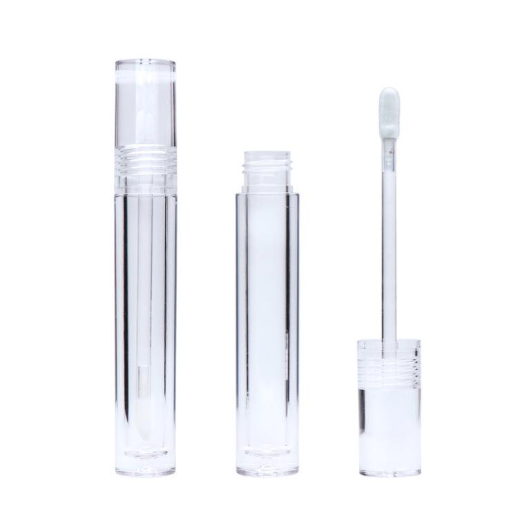 Private label empty lip gloss tube