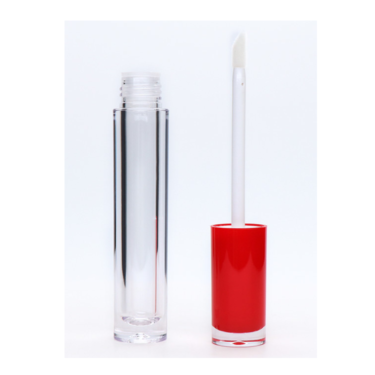 Private label lip gloss tube 5 ml