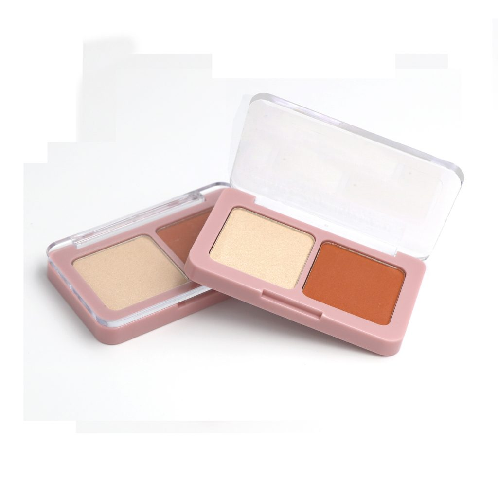 Blush & Bronzer Palette Private Label Wholesale