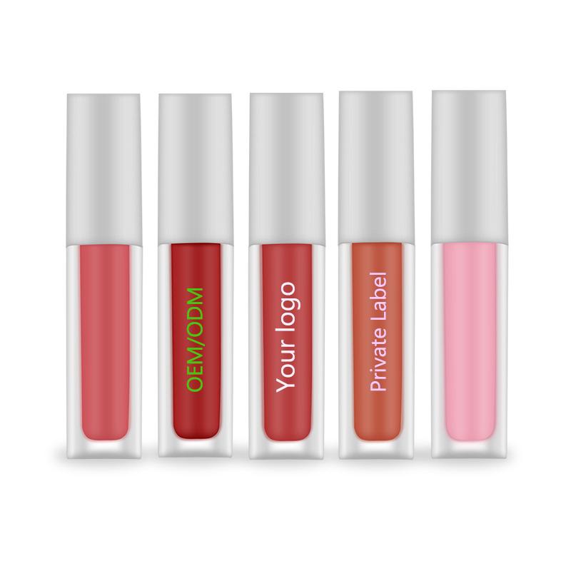 Velvet Matte Long-Wear Liquid Lipstick Private Label- LG0381