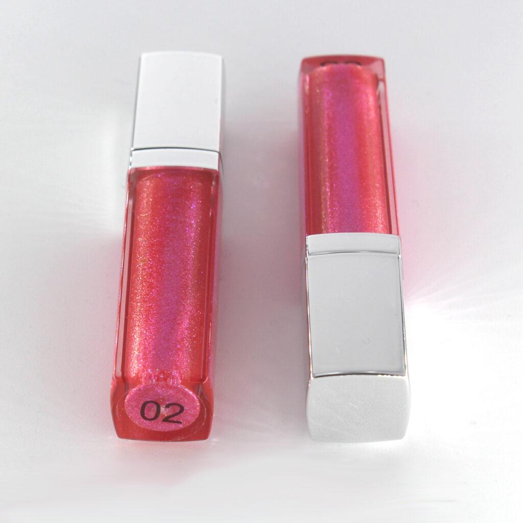 Private label glitter lip gloss (color 2-1)