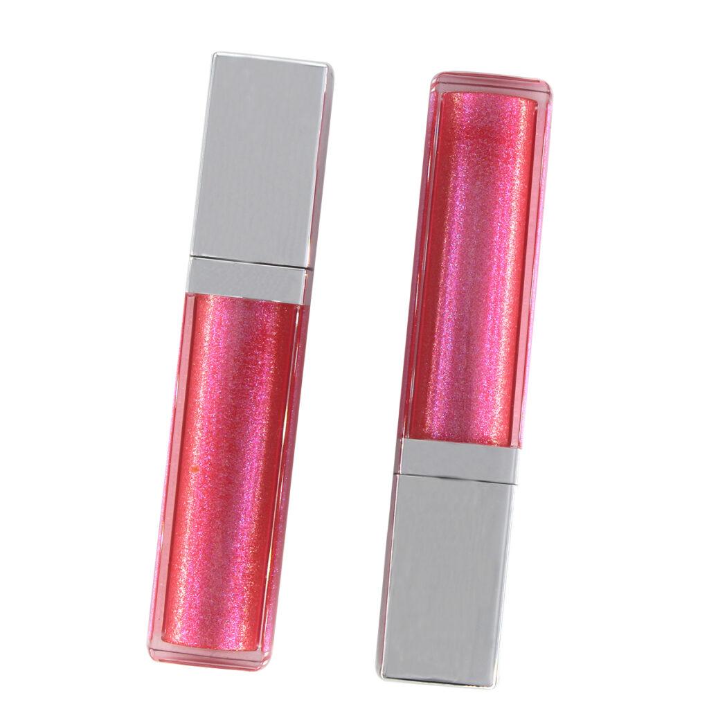 Private label glitter lip gloss (color 2)
