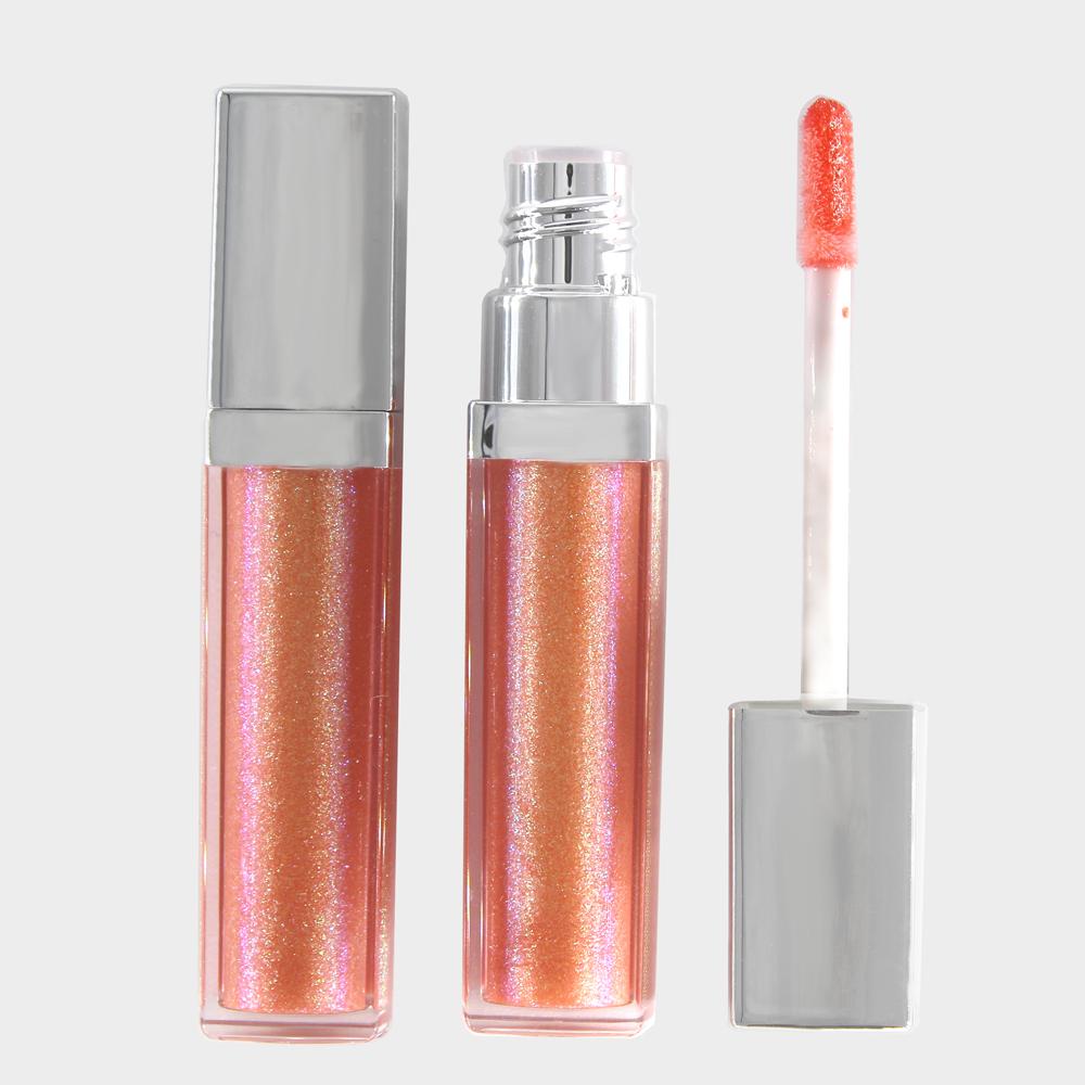 Private label glitter lip gloss (color 3)