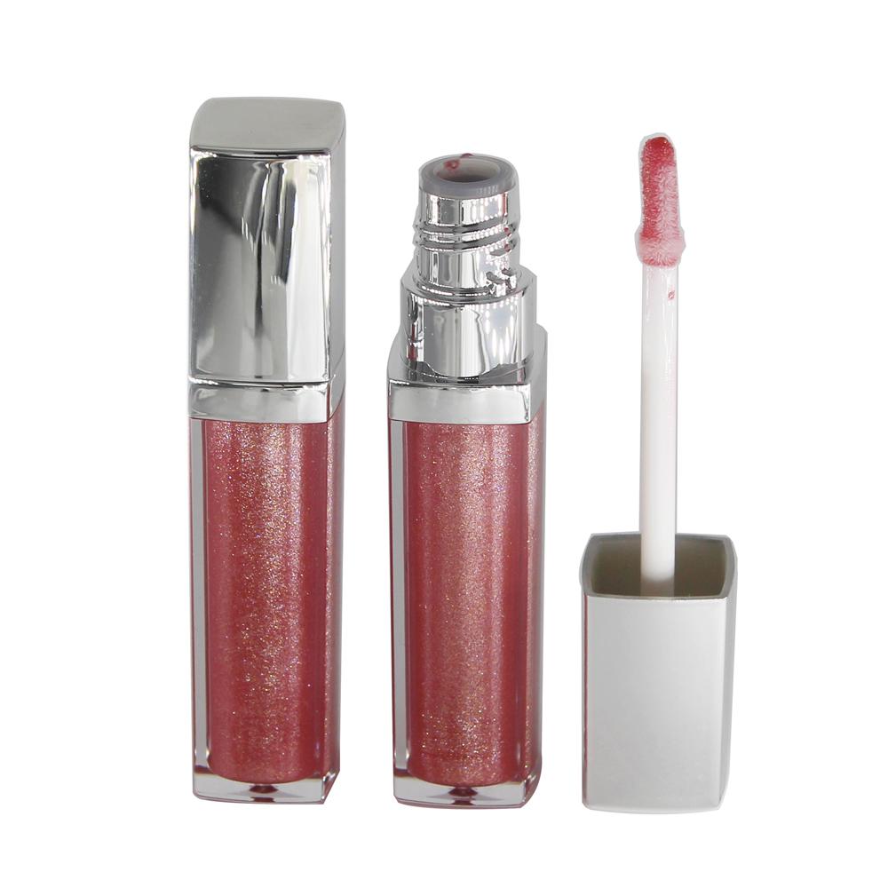 Private label glitter lip gloss (color 5-2)