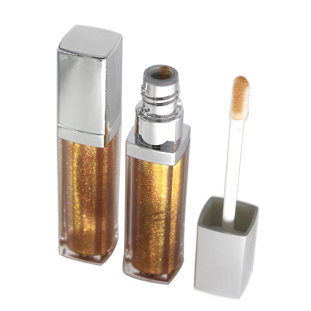 Private label glitter lip gloss (color 6-1)