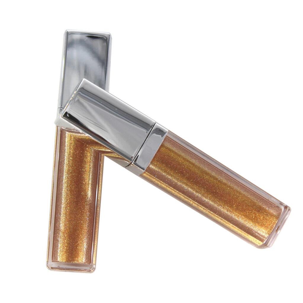 Private label glitter lip gloss (color 6-2)