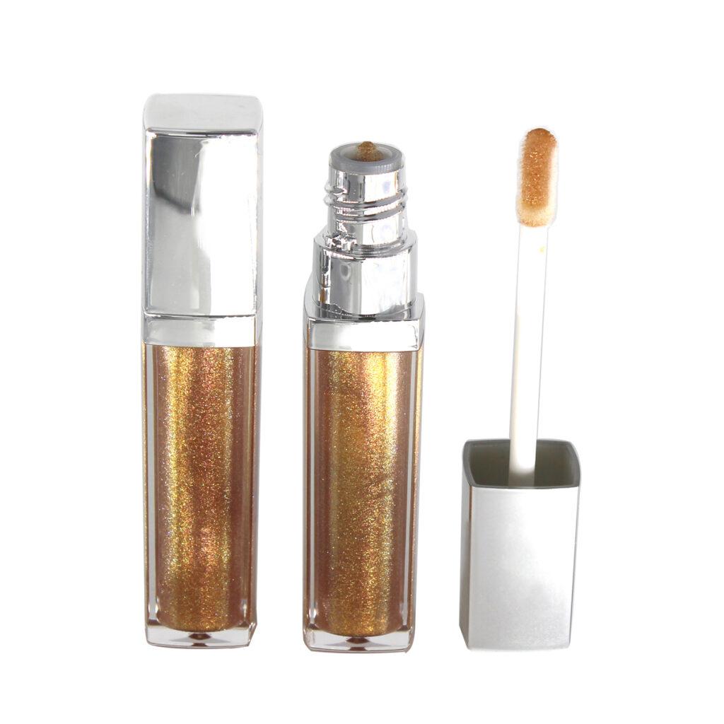 Private label glitter lip gloss (color 6-3)