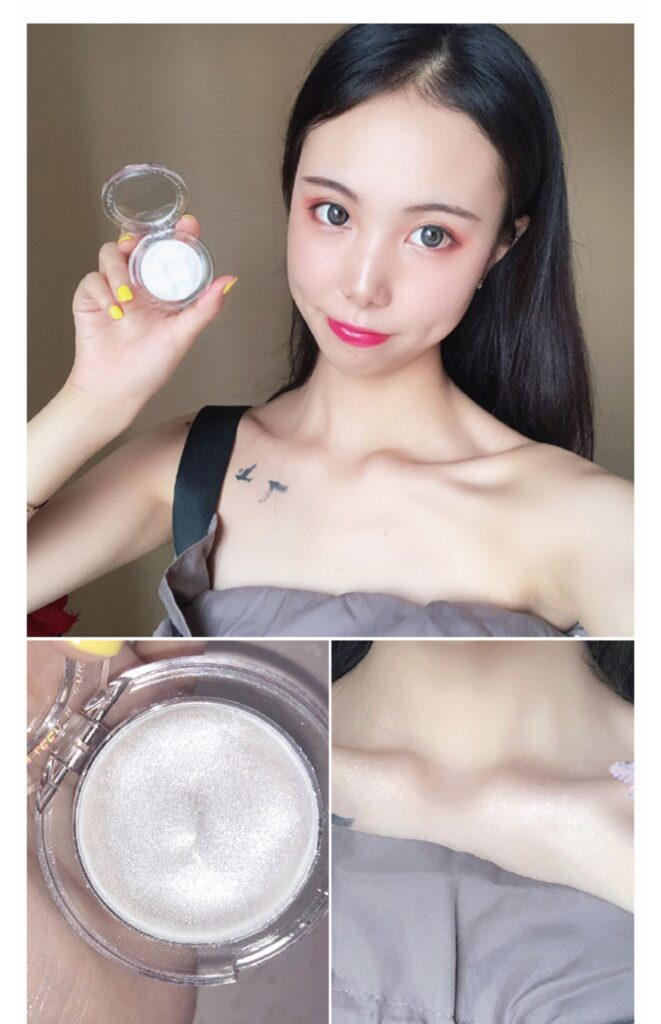 Private label soft touch Highlighter FA0267