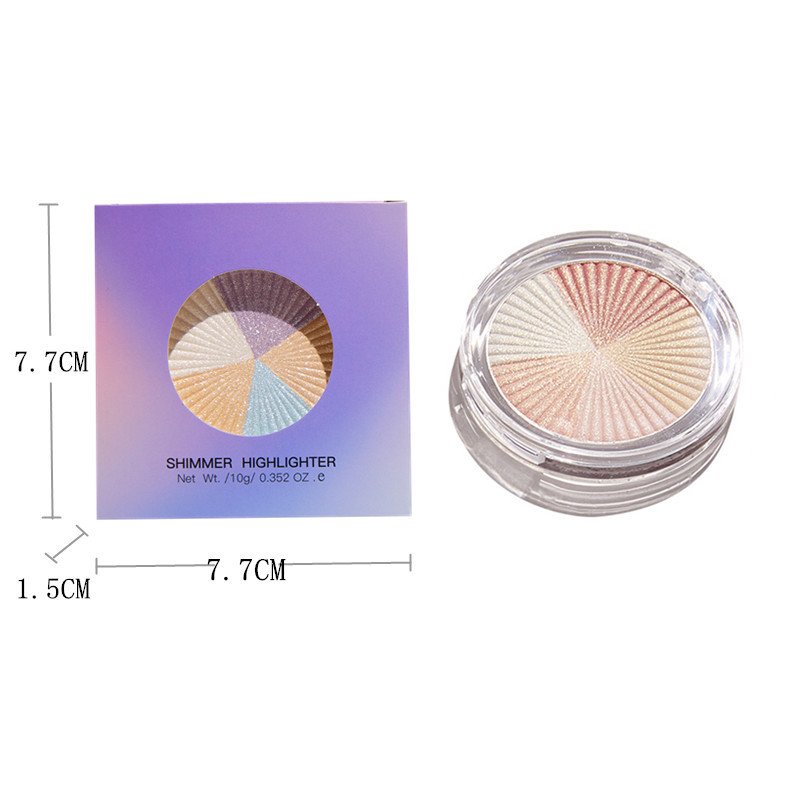 Private label highlighter