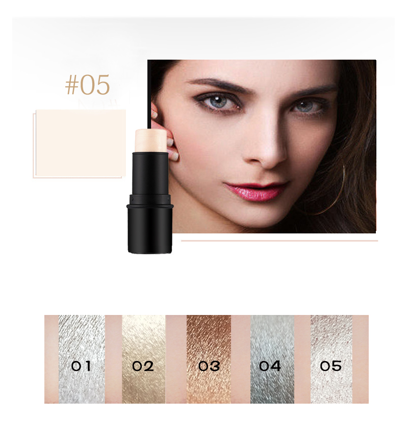 Private Label Shimmer Contouring & Highlighter Stick - wholesale cosmetics