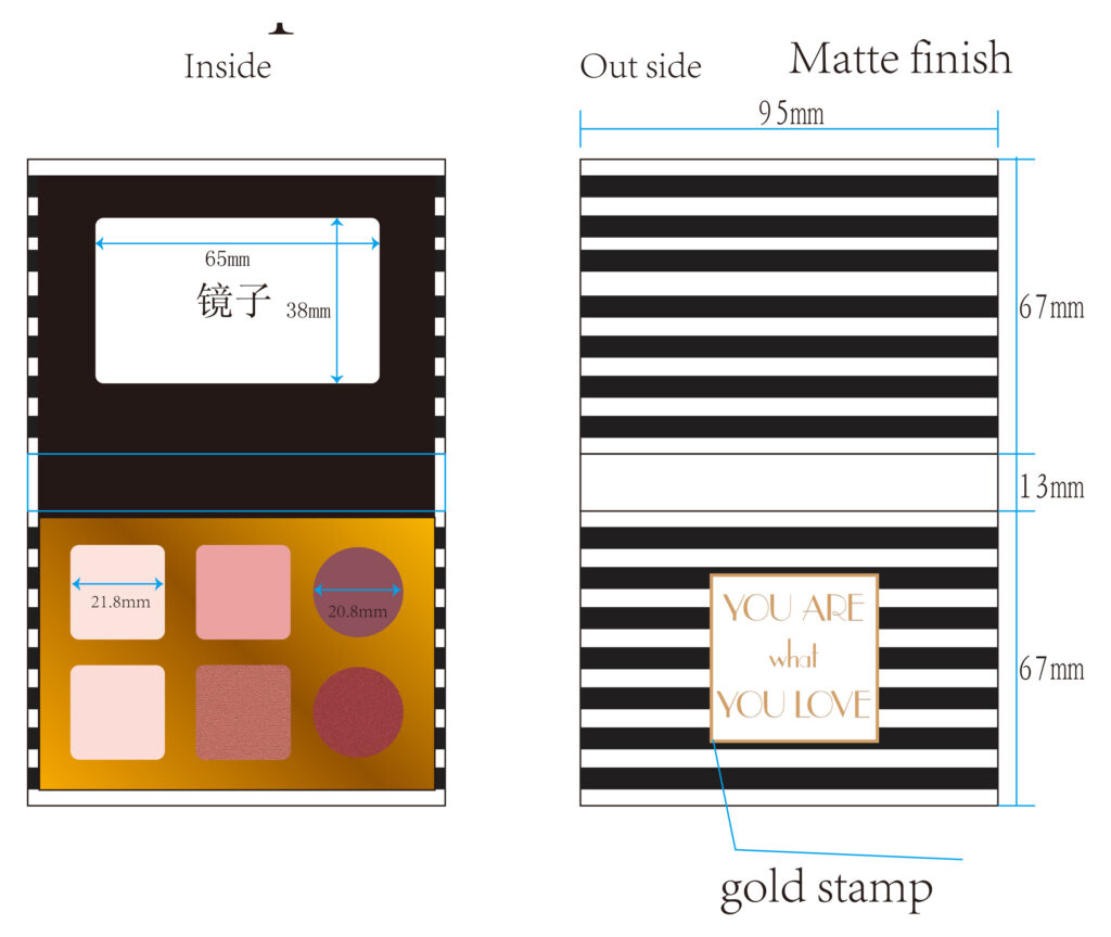 Additional Paper packaging Catalog - Private Label Cosmetics