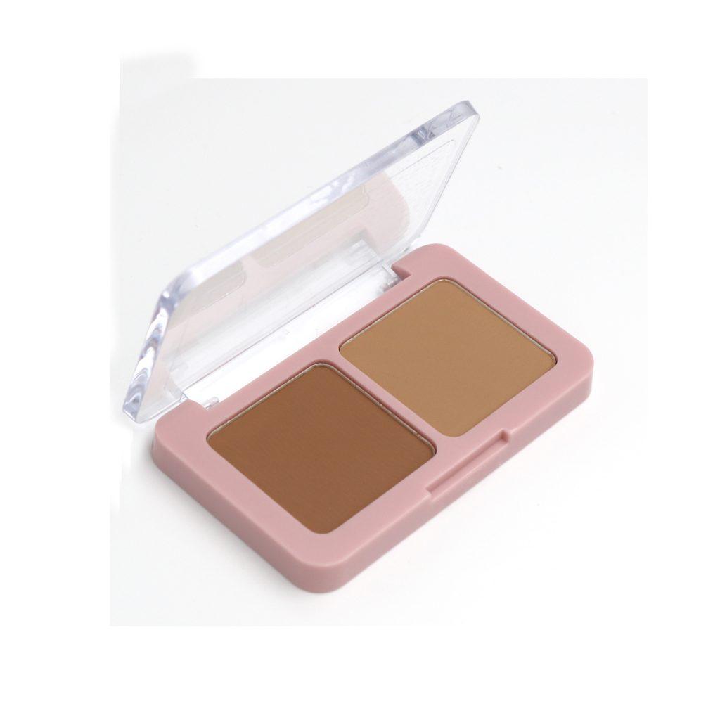 Private label 2 colors Contour Palette - FA0241