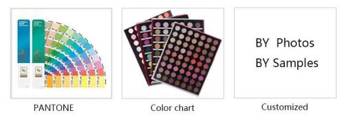 Sample eyeshadow Private label cosmetics