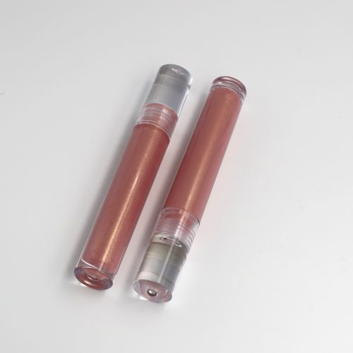 Private label clear tube lip gloss-LG0373
