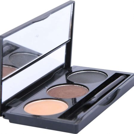 3 colours eyebrow kit private label -ES0161