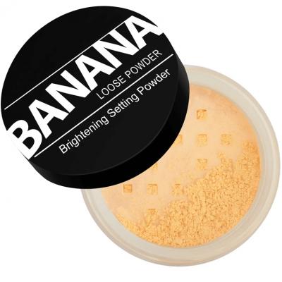 Best selling matte Loose powder private lable vegan LP003